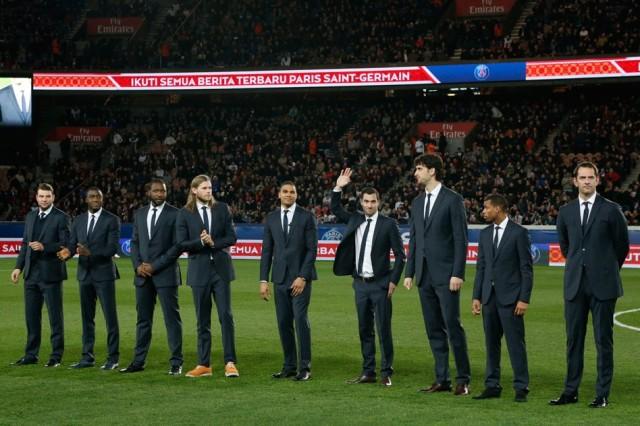 Paris - Saint-Etienne - 2-0 (1)