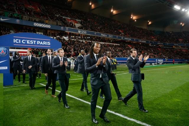 Paris - Saint-Etienne - 2-0